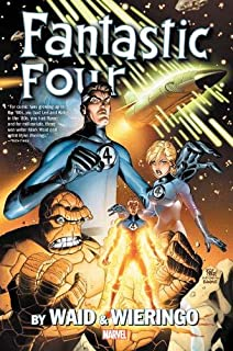 Fantastic Four By Waid & Wieringo Omnibus (1302913824) | Amazon Products