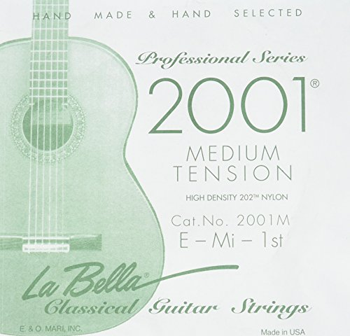 la-bella-653807-medium-professional-studio-silver-string-set-for-classic-guitar