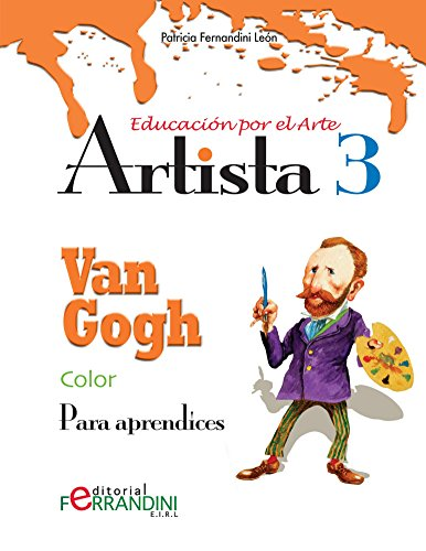 Artista Van Gogh-Color: Para aprendices