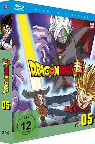 Dragon Ball Super - Blu-ray Box 5 (2 Blu-rays) - Episoden 62-76 - Dragon Ball-blu-ray-staffel 5