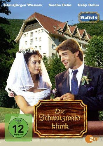 Die Schwarzwaldklinik, Staffel 6 (Jumbo Amaray 4 DVDs)