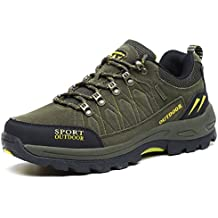 NEOKER Wanderschuhe Trekking Schuhe Herren Sports Outdoor Sneaker
