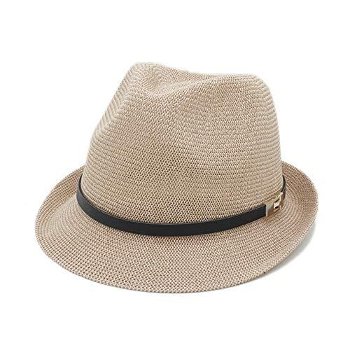 Gangsta Lady Kostüm - zlhcich Mütze Netto Wollhandschuh Mütze Günstig bei Coffeeun Mütze für Elegant Lady Beach Panama Mütze mit Gewebeband für Mädchen Seaside Bowknot Hata Gr