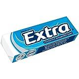 Wrigley's - Chewing-gum Extra Ice - goût menthe - lot de 10 paquets de 14 g