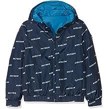 Tommy Hilfiger Jungen Jacke Essential Reversible Hooded Jacket 6c60e87dc0