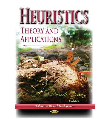 [(Heuristics: Theory & Applications)] [ Edited by Patrick Siarry ] [May, 2013]