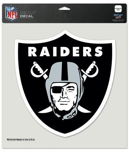 Wincraft NFL perfekten Schnitt Farbe Aufkleber, 81069010, Team Color, 8