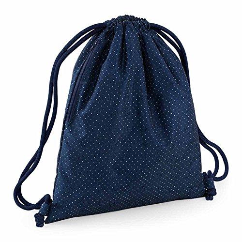 zaino-sacca-chiusura-coulisse-bagbase-design-navy-pois-bianchi