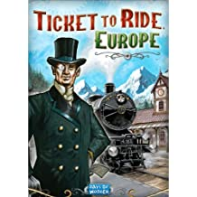 Ticket to Ride: Europe DLC [Code Jeu]