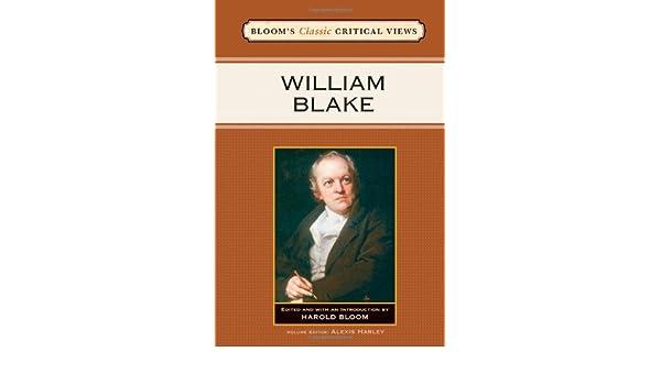 William Blake (Bloom's Classic Critical Views)