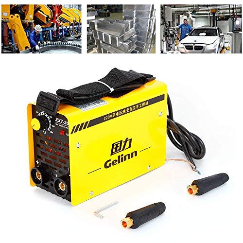DiLiBee IGBT ZX7-200 Schweißen Inverter Welder Kit Schweißgeräte Wechselrichter welder Inverter-Schweißgerät Maschine