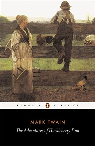 The Adventures of Huckleberry Finn (Penguin Classics) por Mark Twain