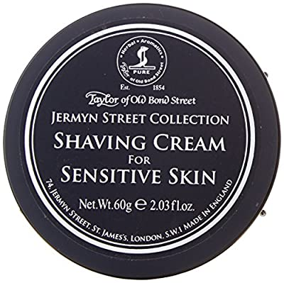 Taylor of Old Bond Street 60 ml Jermyn Street Collection Shaving Cream Bowl