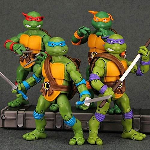 Ninja Turtles Haus - TOYEE Teenage Mutant Ninja Turtles TMNT