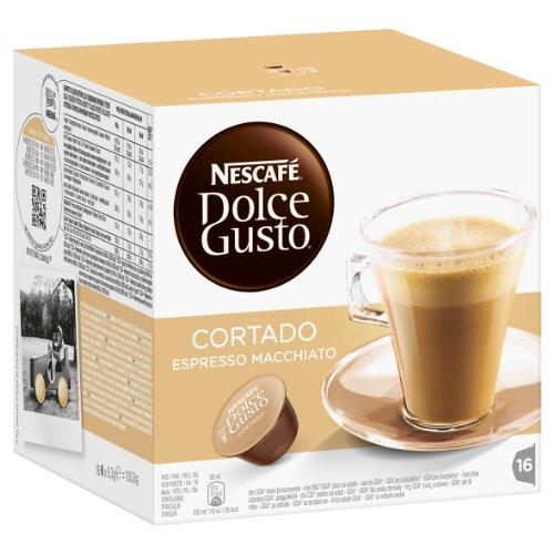 """Nescafé Dolce Gusto Set """"Stile Italiano"""", 6 x 16 Capsule"""