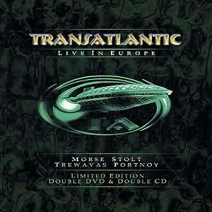 Transatlantic - Live in Europe (2 DVDs & 2 CDs) [Limited Edition]