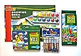 #8: Camlin Kokuyo 9900504 Colouring Kit Combo 199