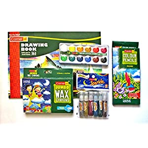 Camel 9900504 Colouring Kit Combo 199