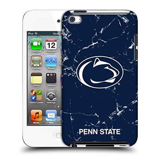 Head Case Designs Offizielle Pennsylvania State University PSU Marmor Harte Rueckseiten Huelle kompatibel mit Apple iPod Touch 4G 4th Gen State University Ipod Touch