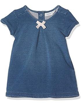 NAME IT Baby-Mädchen Kleid Nitbarbel Dnm Dress Nb