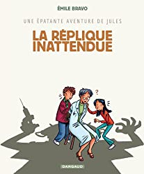 Épatante aventure de Jules (Une) - tome 2 - Réplique inattendue (La)