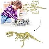 in Star Archäologie Spielzeug, Ausgrabungsset Mammut Entdeckung Spielzeug mit Werkzeug Pädagogisches Konstruktionsspielzeug für Kinder von Newin Star