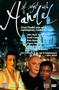 A Night With Handel [DVD] [2001]