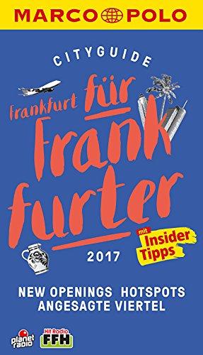 Cityguide Frankfurt für Frankfurter 2017