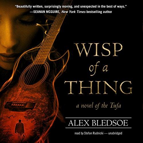 Wisp of a Thing  Audiolibri