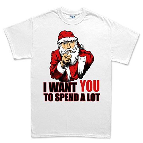 Uncle Sam BART - Uncle Sam Santa Christmas Xmas Gift
