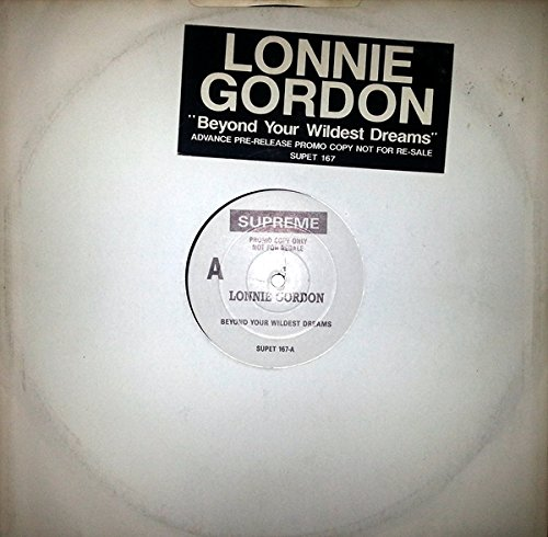 Lonnie Gordon - Beyond Your Wildest Dreams - Supreme Records