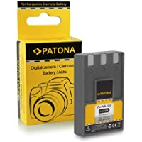 Batteria NB-1LH per Canon Digital Ixus 300 | 330 | 400 | 430 | 500 | 500 HS | VII | V | V2 | V3 | Canon Powershot Digital ELPH S100 | S110 | S200 | S200a | S230 | S300 | S300a | S320 | S330 | S400