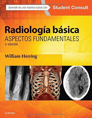 Radiología básica ; StudentConsult por William Herring