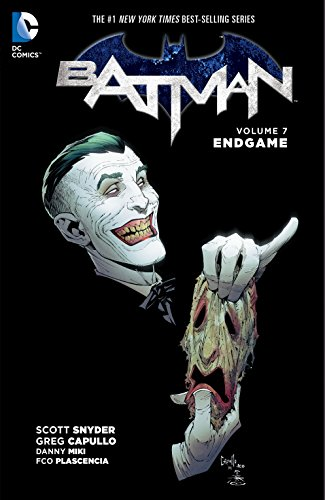 Batman (2011-2016) Vol. 7: Endgame (Batman Graphic Novel) (English Edition)