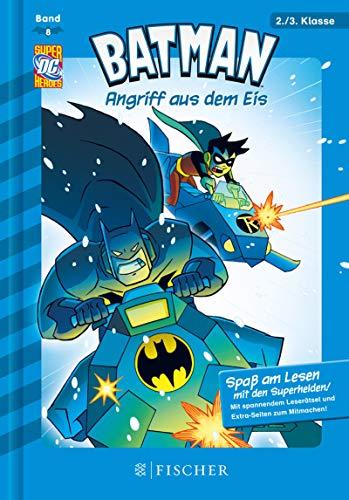 Batman: Angriff aus dem Eis: Fischer. Nur für ()