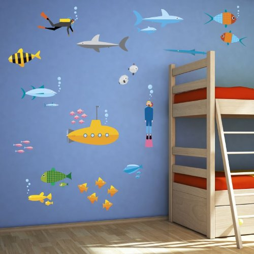 supertogether-under-the-sea-water-childrens-wall-stickers-kids-bedroom-playroom-or-nursery-decals