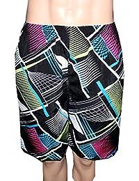 Herren und Damen Shorts Badehose Badeshorts Strand-Hose Short von Tisey K-3