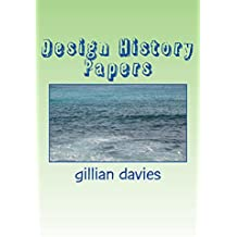 Design History Papers: Interior Design: Oral Histories: Cultural Identity. (English Edition)