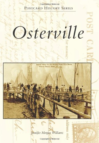 Osterville (Postcard History) Oyster Harbor