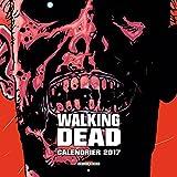 Calendrier 2017 Walking Dead