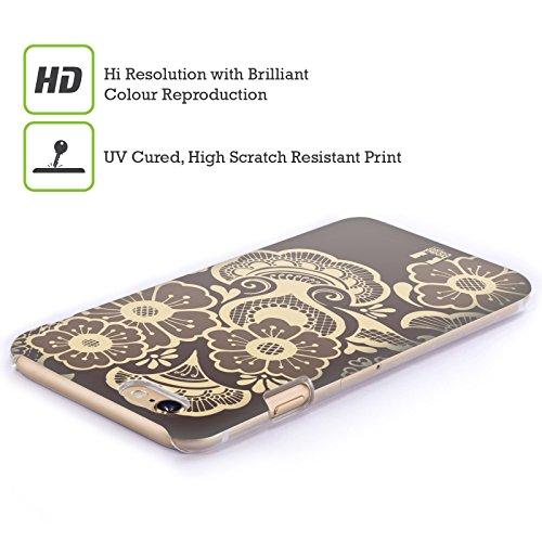 Head Case Designs Rampicante Henna Cover Retro Rigida per Apple iPhone 7 Plus / 8 Plus Laccio