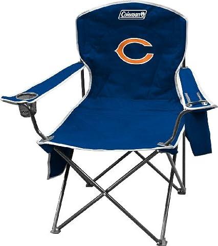 NFL Kühler Quad Stuhl, weiß