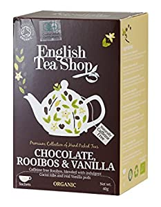 English Tea Shop - Rooibos Choco Vanilla 20X2G