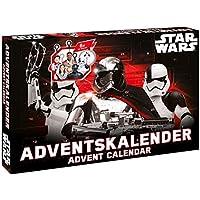 Disney Star Wars VIII Calendrier de l'Avent, 57385