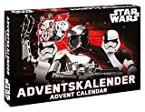 Craze 57385 Star Wars Adventskalender, Bunt