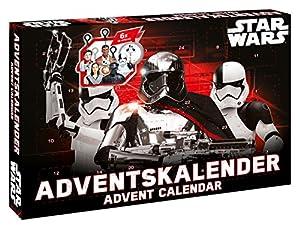 Calendrier de l'Avent Star Wars 8 VIII pour patienter avant Noël avec des accessoires surprises de tes héros préférés ! Avec Star Wars, découvrez de superbes surprises chaque jour ! Star Wars vous présente 1 cadeau formidable chaque jour pour que com...