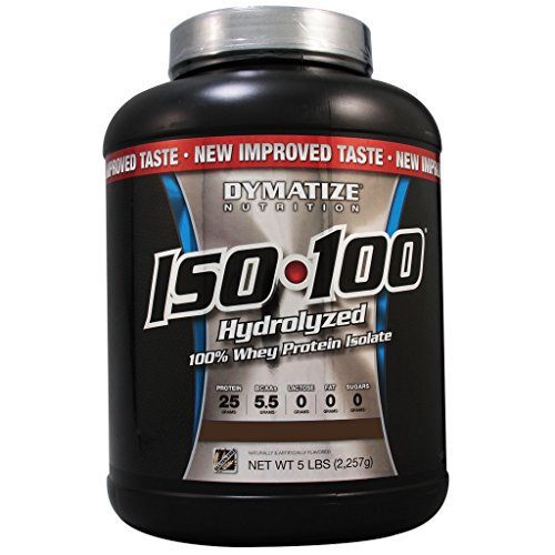 DYMATIZE ISO-100 WHEY PROTEIN 2,6 KG Chocolate - 51d5MhxVnZL