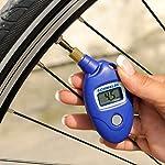 Schwalbe-Airmax-Pro-Misuratore-Di-Pressione-per-Bicicletta-Blu