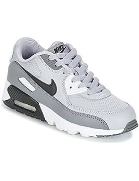Nike Air MAX 90 Mesh (PS), Zapatillas de Running para Niños