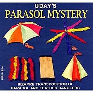 Parasol Mystery by Uday